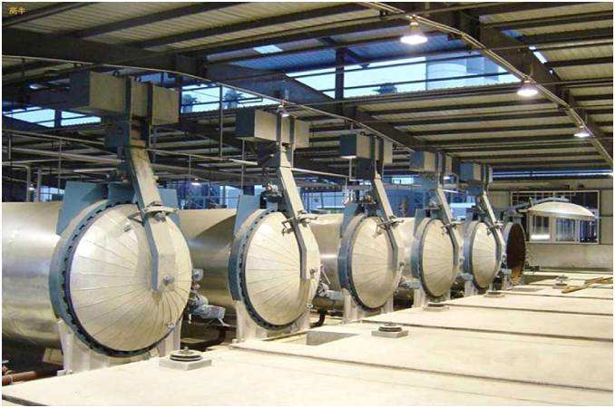 山东锅炉:蒸压釜有哪些常见问题和抱闸缘由?