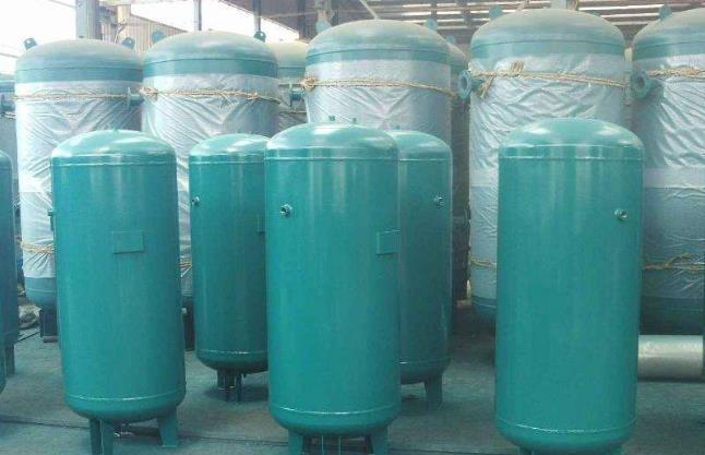 山东锅炉:空压机储气罐的详细功能