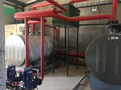 山东常压热水锅炉